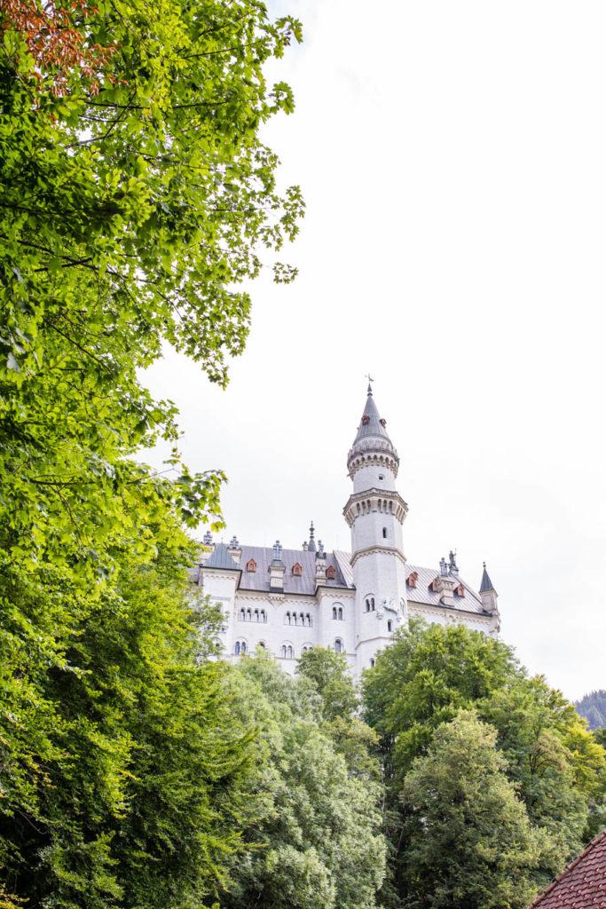 Neuschwanstein Castle Inside