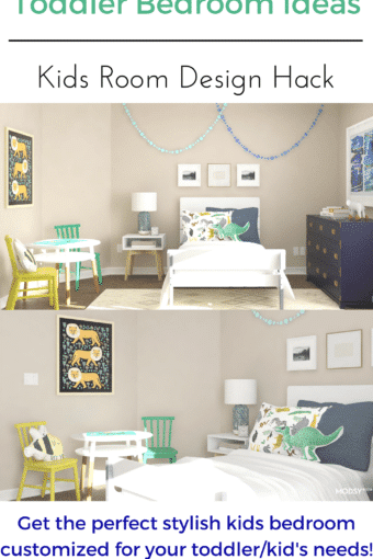 Toddler Bedroom Ideas and Amazing Kids Room Design