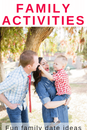 Back to School Activities: Family Dates to Make Back to School Fun!