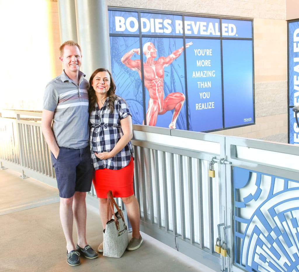 Bodies Revealed Exhibit Date Night