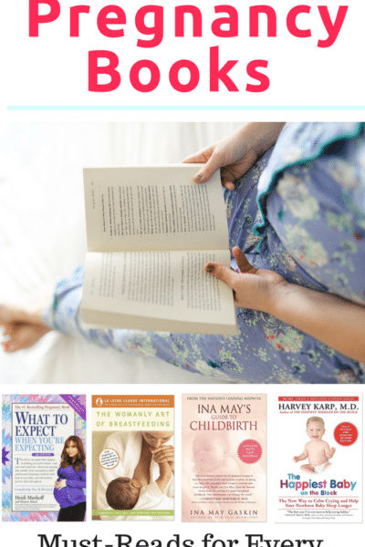 The Best Pregnancy Books for Expecting Moms