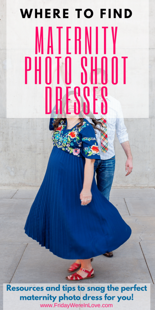 maternity photo dresses