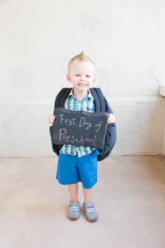 Back-to-School Excitement
