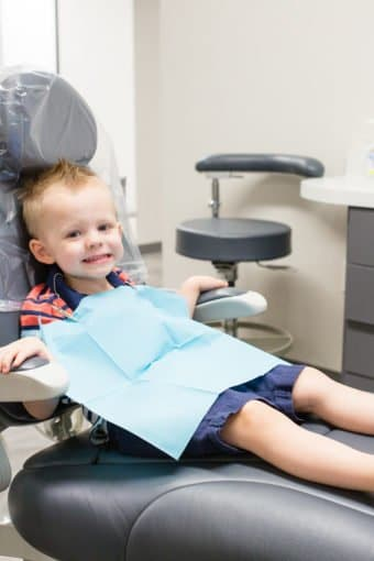 Finding a Great Pediatric Dentist and Our First Dentist Visit