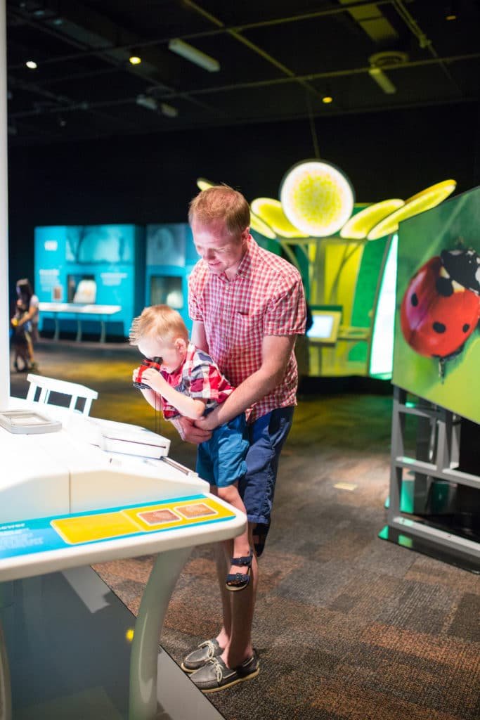 AZ Science Center Family Day