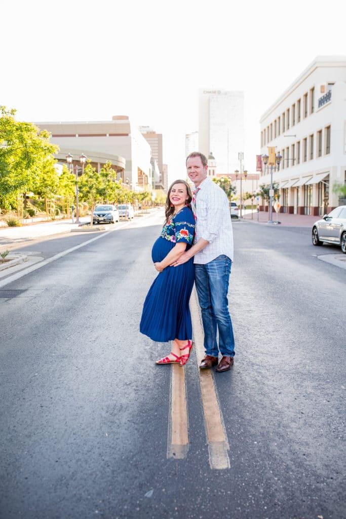 Surviving the last week of pregnancy