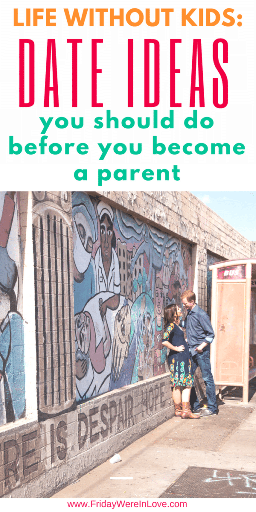 Life without kids_ Date ideas you should do before becoming a parent