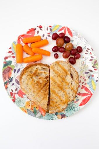 Honey Mustard Ham and Swiss Panini Recipe