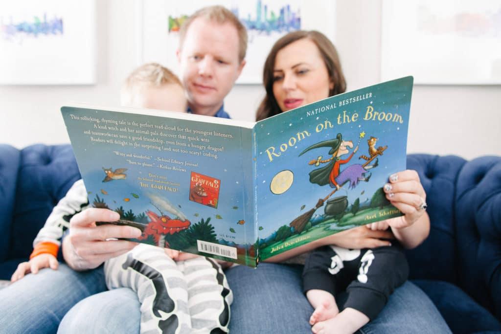 Favorite Halloween books to read to kids