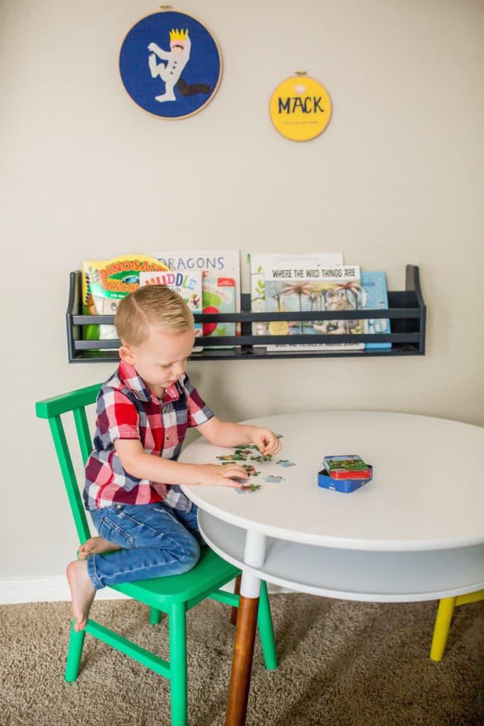 Toddler boy bedroom ideas