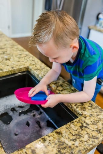 Chore List for Kids: Chores for Toddler and Preschoolers