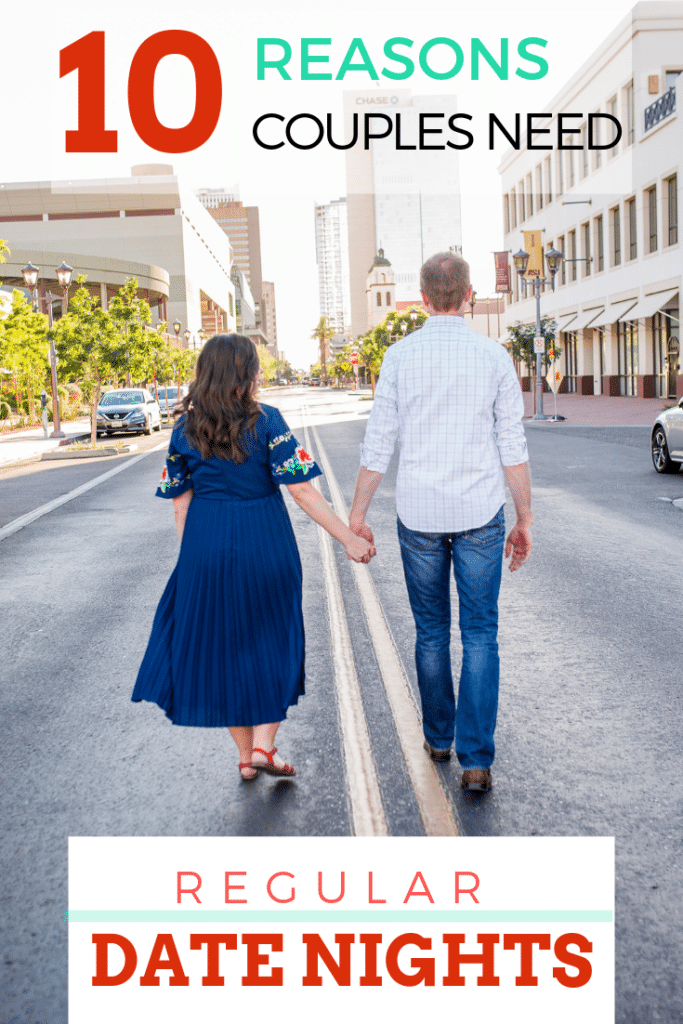 Reasons Couples Need Regular Date Nights