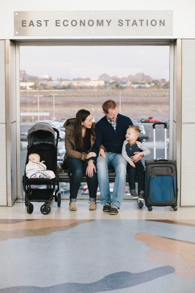Family Travel: why and how to Travel with a baby