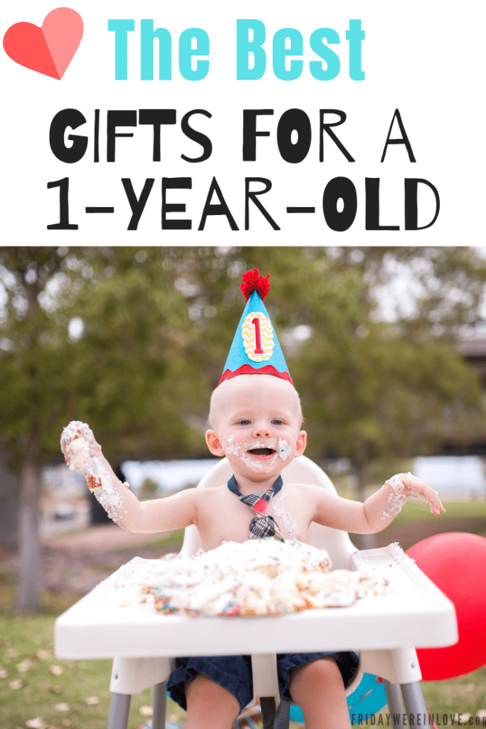 Best gifts for a 1-year-old