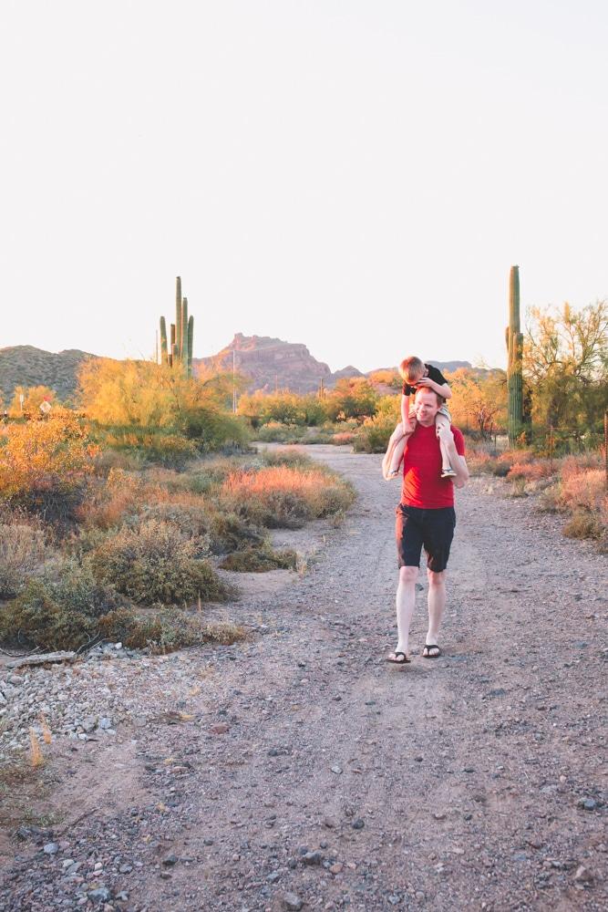 Living in Arizona