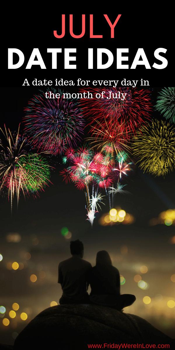 july date ideas