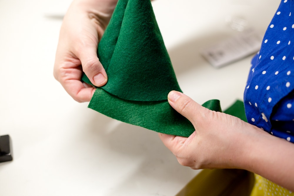 Easy Peter Pan Party Hat