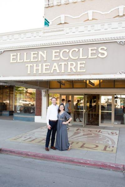Ellen Eccles Theater