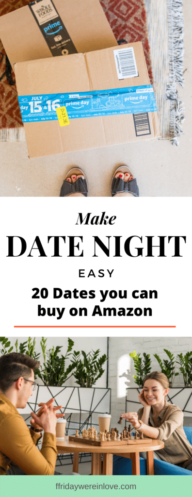 The Best Date Night Ideas You an Buy on Amazon