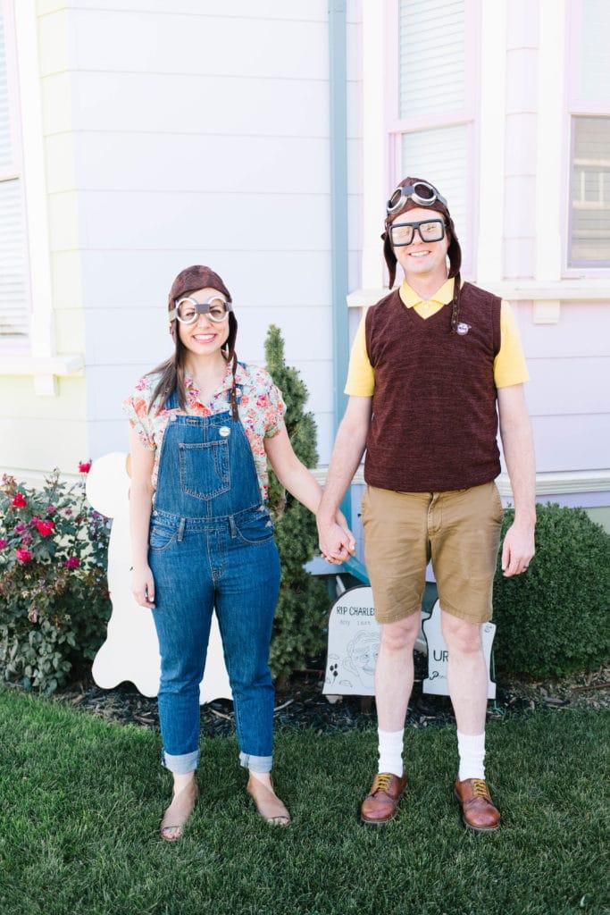 Carl and Ellie Costume