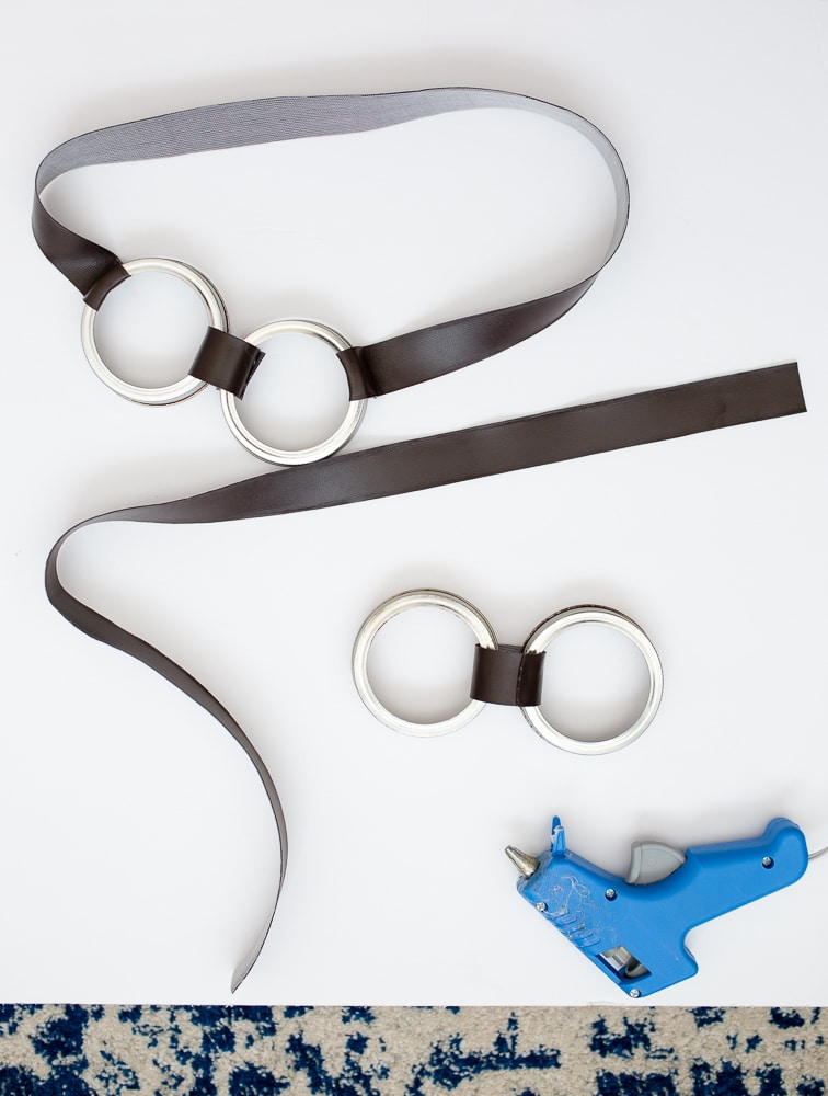 make your own aviator goggles
