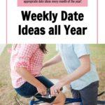 Weekly Date Ideas