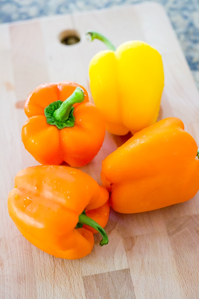 male peppers vs female peppers