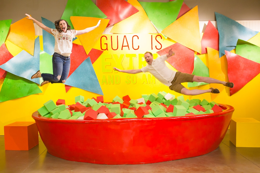 guac is extra