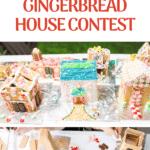 Graham Cracker Gingerbread House Contest