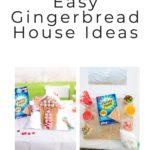 Graham Cracker Gingerbread House Ideas