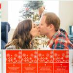 12 Dates of Christmas + Free Printable