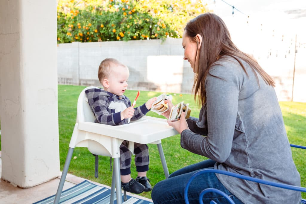 More veggies in toddlers diet