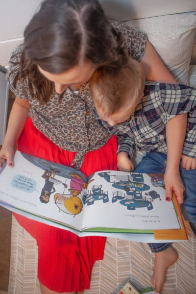 Parenting Goals: Easy Mom Resolution With Big Results
