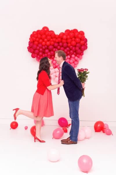 Valentine Photo Shoot