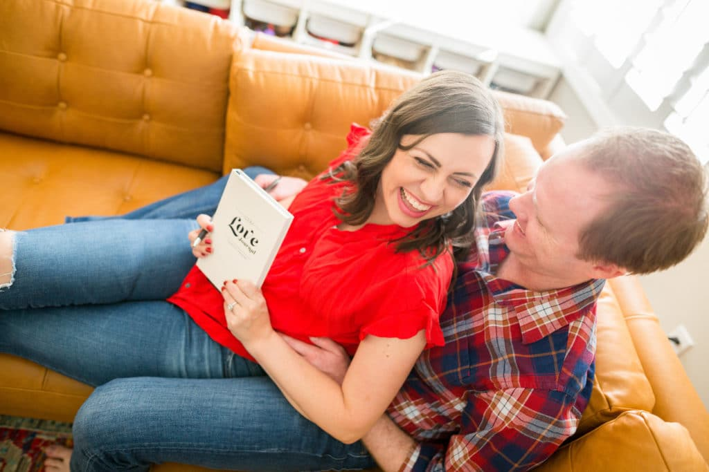 Relationship Journal for Couples