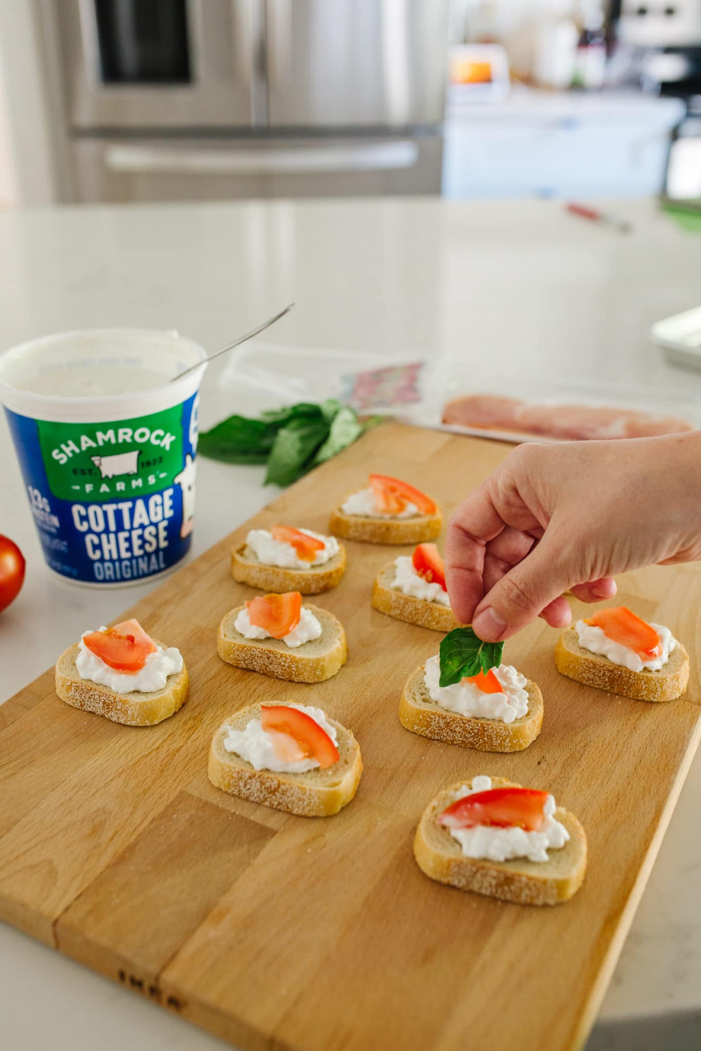 Kid-friendly easy bruschetta recipe your whole family will love!