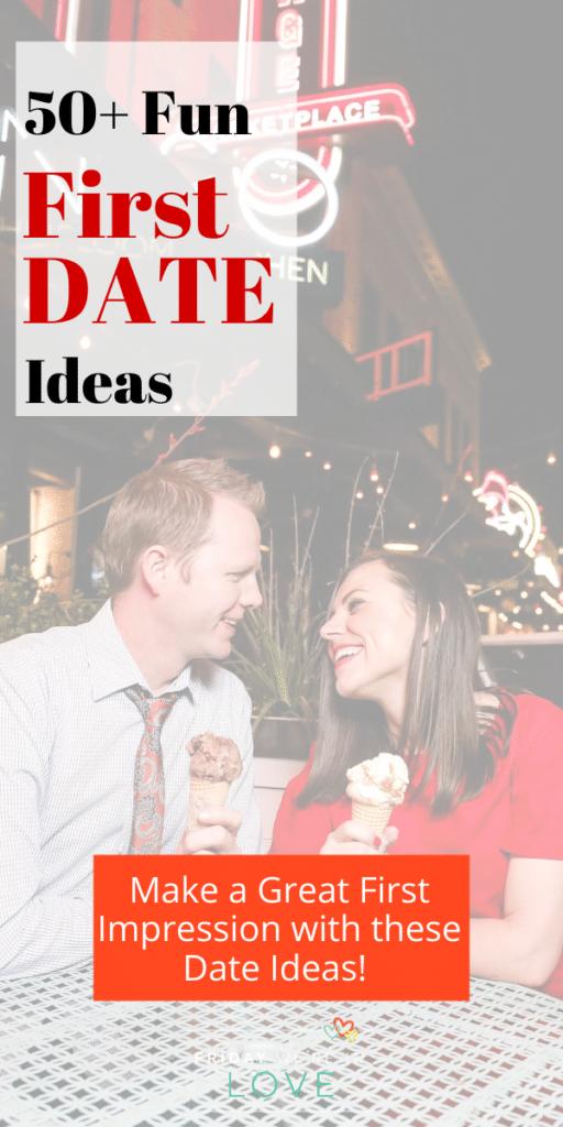 Fun First Date Ideas