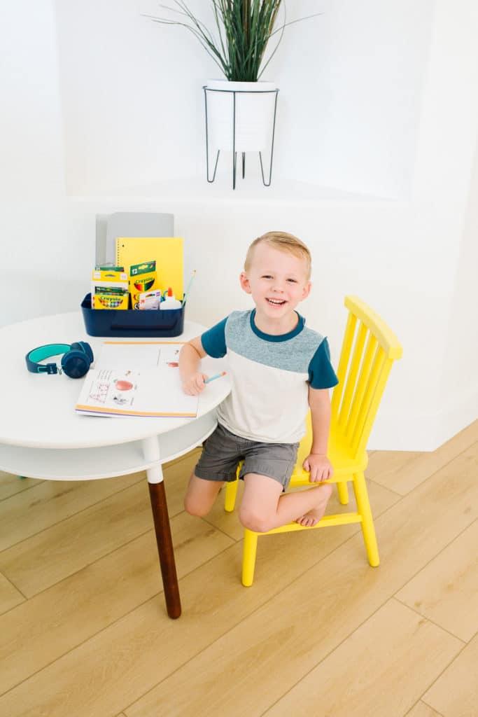 Preschool Supply List