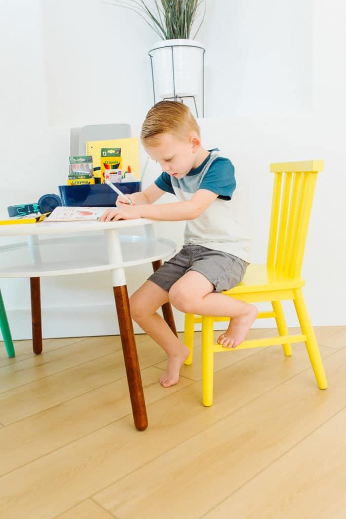 Kids Table Activities