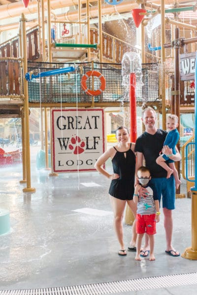 The Great Wolf Lodge AZ