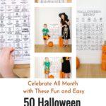 50 Halloween Activities for Kids