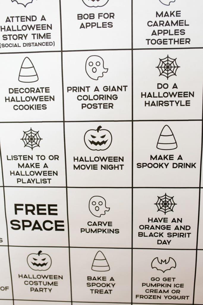 Halloween Activities of Families