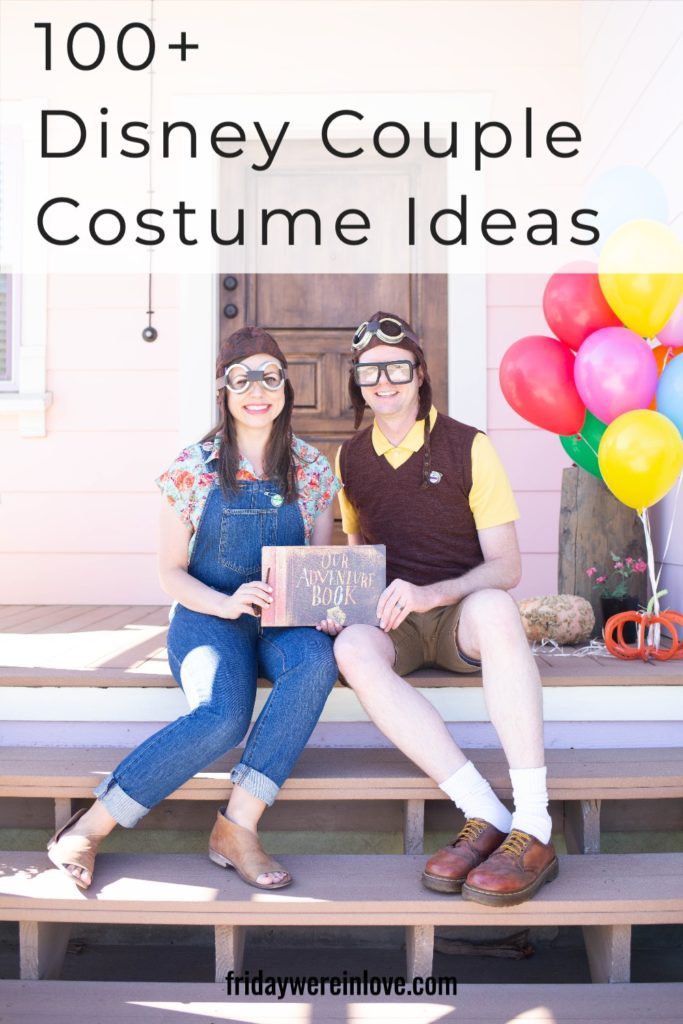 100+ Disney Couple Costume Ideas