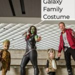 Guardians of the Galaxy Family Costumes
