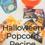 Halloween Popcorn Recipe