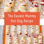 The Easiest Mummy Hot Dog Recipe