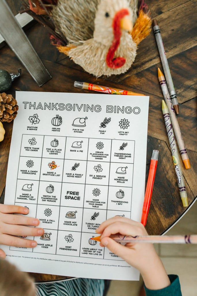 Fun Thanksgiving Activities for Families