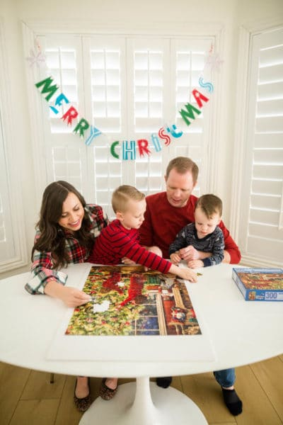 Christmas Puzzles for Families