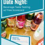 At Home Date Night: Test Test + Scorecard