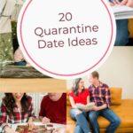 20 Quarantine Date Night Ideas